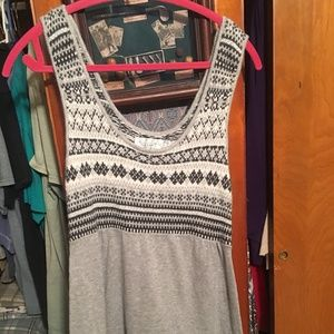 Old Navy Sweater Dress Size M